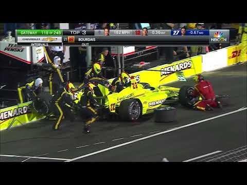 FAST FORWARD: 2018 Bommarito Automotive Group 500 at Gateway Motorsports Park