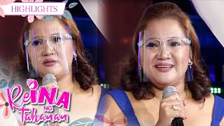 ReiNanay Joanne shares how her and her police boyfriend met   It's Showtime Reina Ng Tahanan