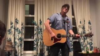 """New American Language"" by Dan Bern at Quark House Concerts"