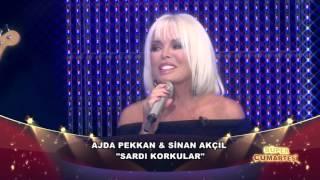 Ajda Pekkan & Sinan Akçıl - Sardı Korkular (Canlı Performans)