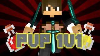 Minecraft Basic Pvp: 1v1 Andrews154