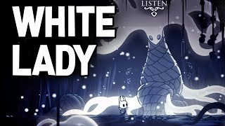 Hollow Knight- White Lady Location, Dialogue and Some Lore