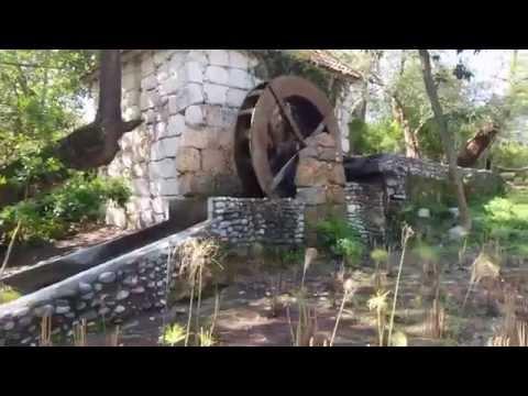 MOLINO DE AGUA EN EL GRAN PARQUE LA SILLA