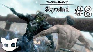 Skywind #8 Skyrim. Призрачные врата !