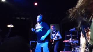 36 Crazyfists - We Gave It Hell LIVE [HD] 4/14/15