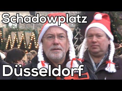 Schadowplatz - Dusseldorf - Kerstmarkten