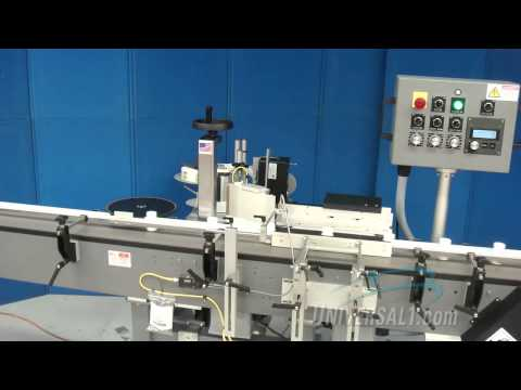 R321 Round Product Labeler
