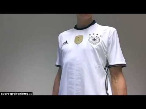 Adidas DFB Trikot 2016/2017 Home (Heim Trikot Euro 2016)