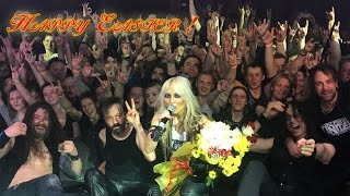 Happy Easter from Doro & Band