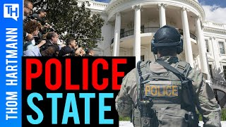 Are We Turning Into a Police State?