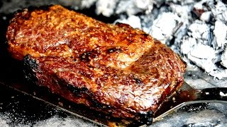 BRAAI BROILED STEAK!!   SUPER CRISPY 😃