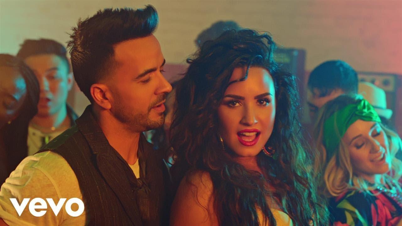 Luis Fonsi & Demi Lovato – Échame La Culpa