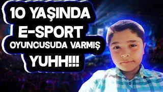 10 YAŞINDA E-SPORT OYUNCUSUDA VARMIŞ AZ KALSIN YENİLİYODUM !! - ZULA