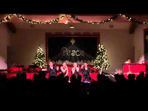 """Snow"" from White Christmas Alyssa Click, Stephanie Whitaker, Adam Kent, Zach Moore Brenna Dorsey, piano Analyce Gonzales, flute"