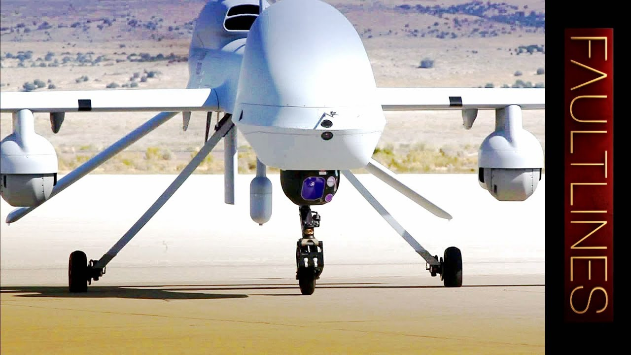 Watch How Military Drones Are Changing War
