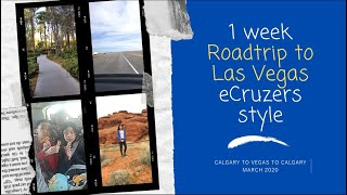 How to ROADTRIP from Alberta (Canada) to LAS VEGAS in 7 days.