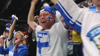 Never Before Seen Footage Of Finland And Canada Gold Medal Game At #IIHFWorlds 2019