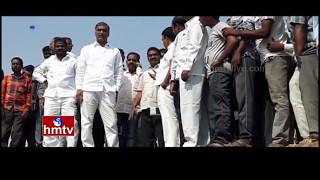 దరిద్రానికి దొరికారు..! | TS Minister Harish Rao Fires On Irrigation Contractors | Jordar News