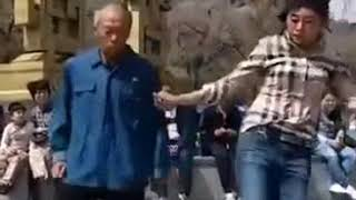 중국 관광 셔플댄스로 춤의 신기원을 열다