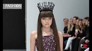 DOMMOD JULIA RADOVA Belarus Fashion Week Spring Summer 2018 - Fashion Channel