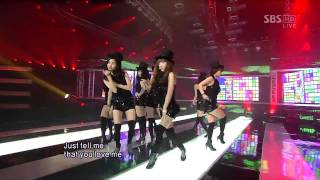 SNSD (Girls' Generation) - Show! Show! Show! Live HD