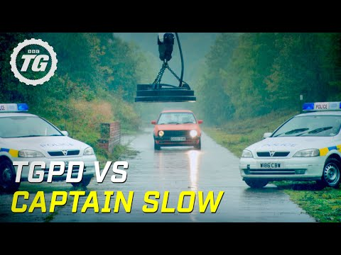 TGPD vs Captain Slow | Top Gear | Series 21 | BBC