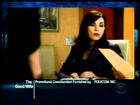 The Good Wife 3.04 (Preview)
