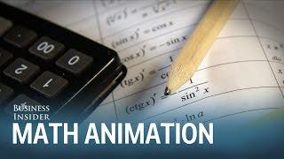 ستساعدك هذه الرسوم المتحركة على فهم مفاهيم الرياضيات التي لم تحصل عليها في المدرسة الثانوية