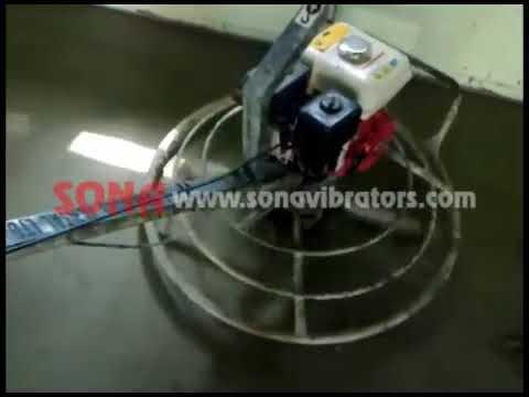 DMR1000- Power Floater