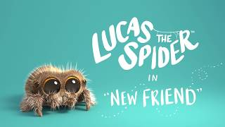 Gambar cover Lucas The Spider - New Friend