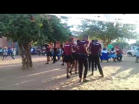 WEDDING DANCE IN BOTSWANA
