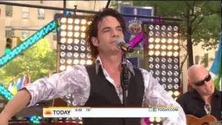 Train - Hey, Soul Sister - Live on The Today Show [HD] 08-26-2011