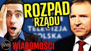 TVP uderza w PiS! To koniec DYKTATURY rządu