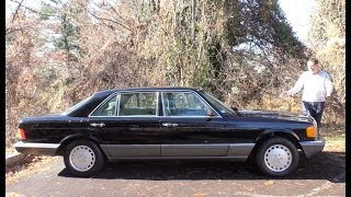 Here's a Tour of a $150,000 Mercedes S-Class ... From 1991