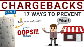 Chargeback Prevention - 17 Ways to Avoid Chargebacks From Happening   Friendly Fraud Chargebacks