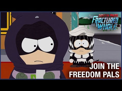 South Park: The Fractured But Whole: Choose Your Side – Join Freedom Pals | Ubisoft [US] thumbnail