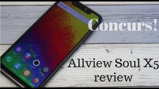 Concurs - Allview Soul X5 (review in limba romana, androidro.ro)