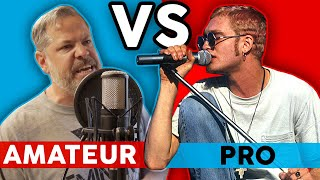 Amateur vs Pro: Alice In Chains - Man In The Box