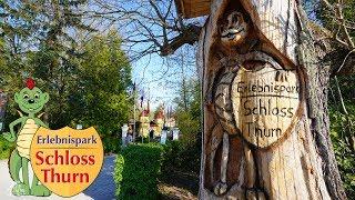 Erlebnispark Schloss Thurn - Ritterlicher Freizeitpark Spaß für die Familie - Ride Review