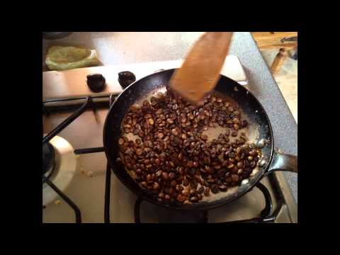How To Roast Coffee Beans In A Frying Pan At Home: home roasting made easy