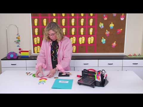 Rainbow Creative Writing Journal | Ellison Education Lesson #12149