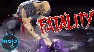 Top 10 Worst Mortal Kombat Finishers