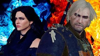 Династия - Йеннифэр (The Witcher 3: Wild Hunt)