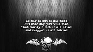 Avenged Sevenfold - Save Me [Lyrics on screen] [Full HD]