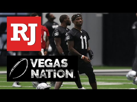 Ruggs Returns to Practice, Young, Brown, Kwiatkoski still out for Raiders