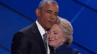 President Barack Obama full speech from Democratic National Convention | Kholo.pk