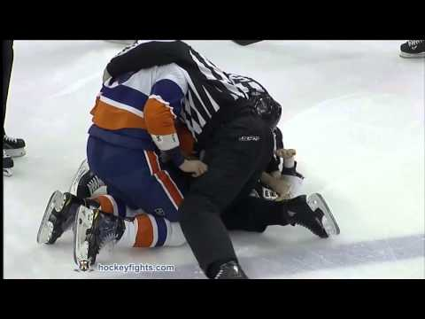 Tyler Kennedy vs. Travis Hamonic
