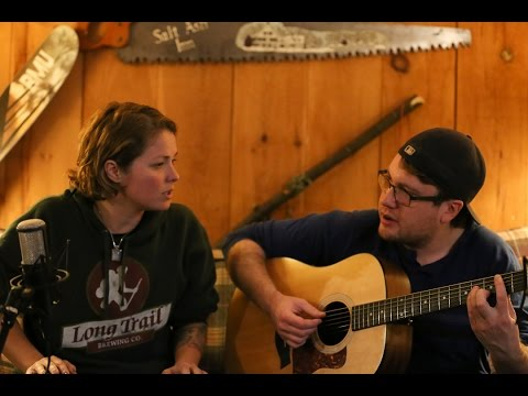"Hayley Jane & Justin Hancock ""Charlie Parker (Bird Gets The Worm)"" Good Wolf Sessions"