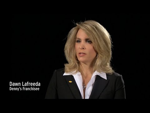 YouTube: Denny's Franchisee and Supplier Profiles - Dawn Lafreeda