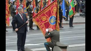 Военный историк о параде в Киеве, август 2016